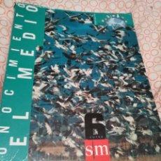 Libros de segunda mano: LIBRO CONOCIMIENTO DEL MEDIO 2002. Lote 194977277