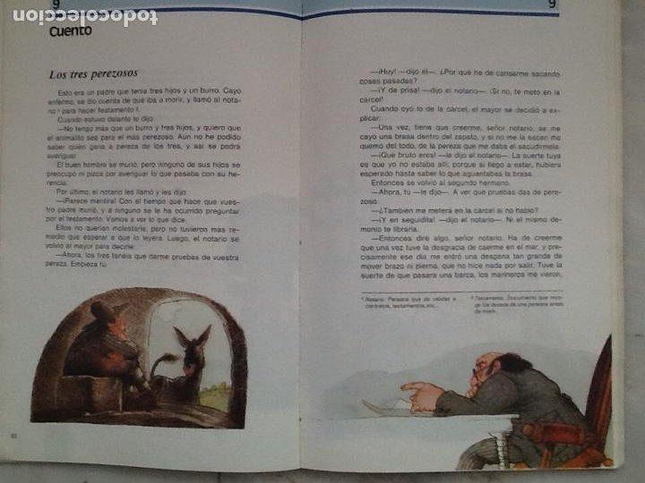 antos de 1º a 5º egb. libro de borja y pancete. - Comprar