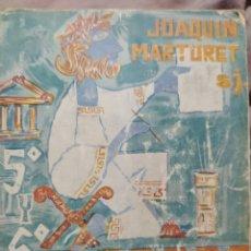 Libros de segunda mano: ANTOLOGÍA GRIEGA DEL BACHILLER MÁS 5 Y 6. JOAQUÍN MÁRTIRES S.J, 5 Y 6 ANTOLOGÍA DEL BACHILLER. EDIT. Lote 195046038