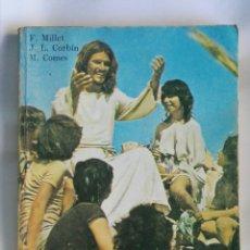 Libros de segunda mano: JESÚS IDEAL DEL HOMBRE ECIR EGB. Lote 195053450