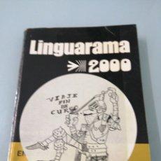 Libros de segunda mano: LINGUARAMA 2000. ENGLISH BOOK I. RICHARD. D. LEWIS. 1980. RIVERSDOWN.. Lote 195080848