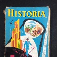 Libros de segunda mano: HISTORIA UNIVERSAL Y DE ESPAÑA 4º CURSO - EDICIONES SM 1961 - VER FOTOS. Lote 195277448