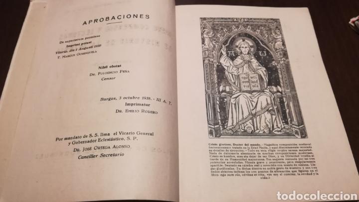 Libros de segunda mano: Historia de la Iglesia. Libro de 1a enseñanza de 1938 - Foto 3 - 195329082