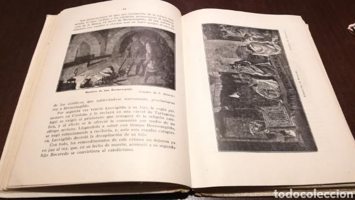 Libros de segunda mano: Historia de la Iglesia. Libro de 1a enseñanza de 1938 - Foto 4 - 195329082