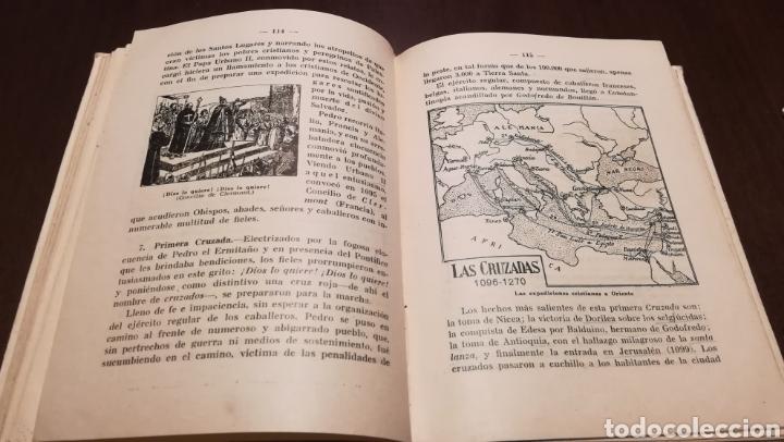 Libros de segunda mano: Historia de la Iglesia. Libro de 1a enseñanza de 1938 - Foto 5 - 195329082