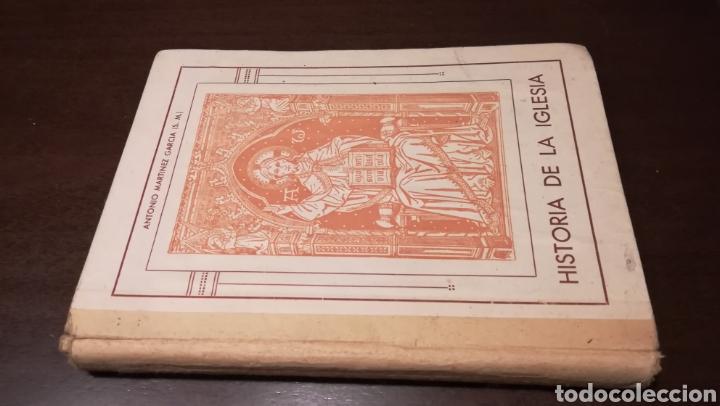 HISTORIA DE LA IGLESIA. LIBRO DE 1A ENSEÑANZA DE 1938 (Libros de Segunda Mano - Libros de Texto )