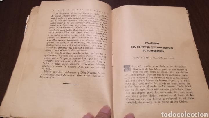 Libros de segunda mano: El Evangelio en la Escuela. Libro de 1940. - Foto 4 - 195338163