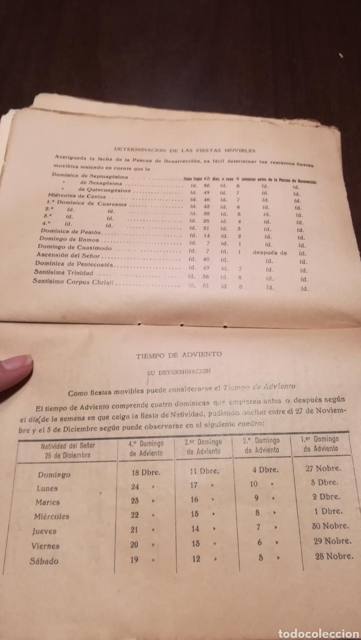 Libros de segunda mano: El Evangelio en la Escuela. Libro de 1940. - Foto 5 - 195338163