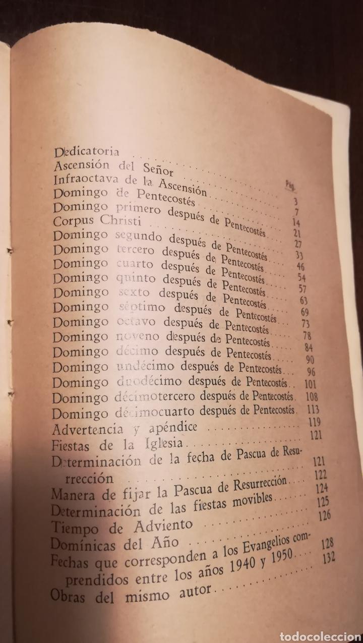 Libros de segunda mano: El Evangelio en la Escuela. Libro de 1940. - Foto 6 - 195338163