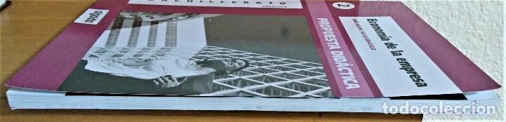 Libros de segunda mano: ECONOMÍA DE LA EMPRESA - 2º BACHILLERATO - PROPUESTA DIDÁCTICA - JOSÉ MIGUEL RIDAO - ALGAIDA - Foto 6 - 195339777