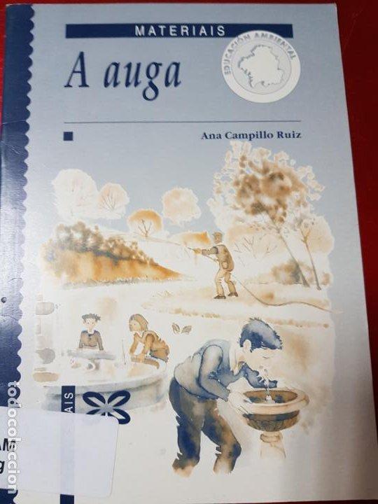 Libros de segunda mano: LIBROS/CUADERNOS-MATERIAIS-GALLEGO-A AUGA+VERSO A VERSO-CONSUELO VARELA FERNANDEZ-ANA CAMPILLO RUÍZ - Foto 5 - 195389352