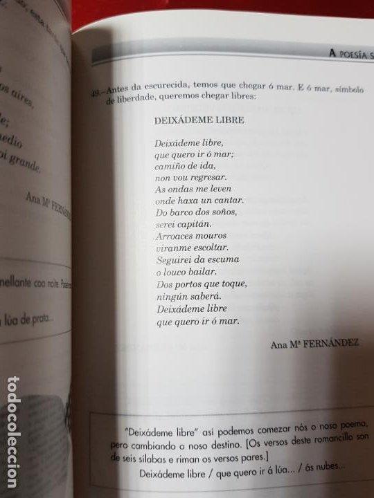 Libros de segunda mano: LIBROS/CUADERNOS-MATERIAIS-GALLEGO-A AUGA+VERSO A VERSO-CONSUELO VARELA FERNANDEZ-ANA CAMPILLO RUÍZ - Foto 8 - 195389352