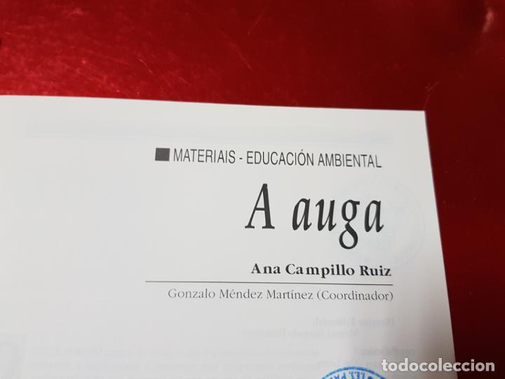 Libros de segunda mano: LIBROS/CUADERNOS-MATERIAIS-GALLEGO-A AUGA+VERSO A VERSO-CONSUELO VARELA FERNANDEZ-ANA CAMPILLO RUÍZ - Foto 10 - 195389352