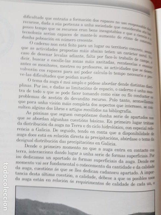 Libros de segunda mano: LIBROS/CUADERNOS-MATERIAIS-GALLEGO-A AUGA+VERSO A VERSO-CONSUELO VARELA FERNANDEZ-ANA CAMPILLO RUÍZ - Foto 12 - 195389352