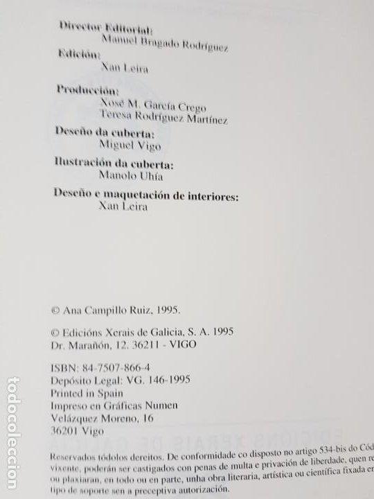 Libros de segunda mano: LIBROS/CUADERNOS-MATERIAIS-GALLEGO-A AUGA+VERSO A VERSO-CONSUELO VARELA FERNANDEZ-ANA CAMPILLO RUÍZ - Foto 13 - 195389352