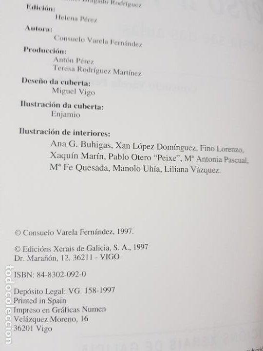 Libros de segunda mano: LIBROS/CUADERNOS-MATERIAIS-GALLEGO-A AUGA+VERSO A VERSO-CONSUELO VARELA FERNANDEZ-ANA CAMPILLO RUÍZ - Foto 14 - 195389352