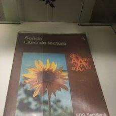 Libros de segunda mano: SENDA 1 NUEVO. Lote 195428511