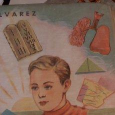Libros de segunda mano: ENCICLOPEDIA ALVAREZ 1965. Lote 195431562