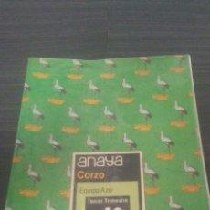 Libros de segunda mano: LIBRO DE TEXTO ANAYA EQUIPO AZOR 1°EGB. Lote 195462447