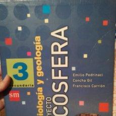 Libros de segunda mano: LIBRO BIOLOGÍA Y GEOLOGÍA 2005. Lote 195521206