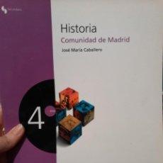 Libros de segunda mano: LIBRO HISTORIA 2007. Lote 195521687
