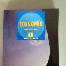 Libros de segunda mano: ECONOMIA 1º BACHILLERATO . ED. SANTILLANA. Lote 195541406