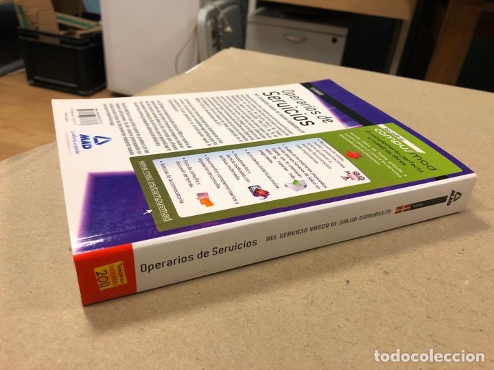 Libros de segunda mano: OPERARIOS DE SERVICIOS DEL SERVICIO VASCO DE SALUD-OSAKIDETZA. 2 LIBROS PARA OPOSITORES - Foto 11 - 195955650