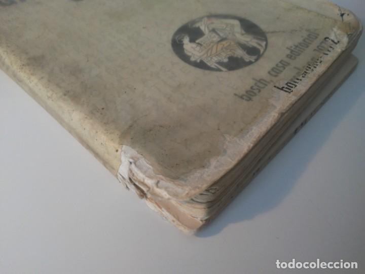 Libros de segunda mano: Gramática Griega bosch Casa Editorial Barcelona 1972 Jaime Berenguer Defectuoso - Foto 5 - 197144628