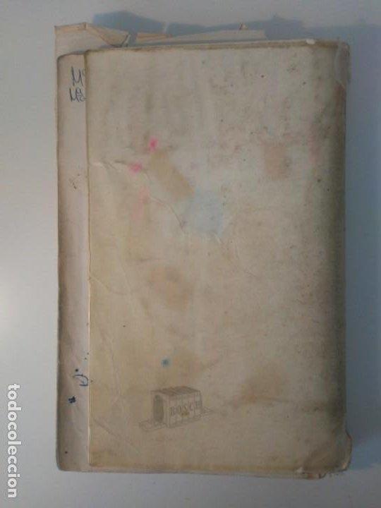 Libros de segunda mano: Gramática Griega bosch Casa Editorial Barcelona 1972 Jaime Berenguer Defectuoso - Foto 19 - 197144628