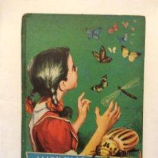 Libros de segunda mano: MARAVILLAS DE LOS INSECTOS. FLORENCIA DE ARQUER. EDITORIAL FERMA. Lote 198391712