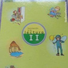 Libros de segunda mano: INICIACIÓN A LA LECTURA II -NUEVO PARQUE DE PAPEL- 2009. Lote 198760656