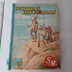 Libros de segunda mano: LECTURAS HISTÓRICAS AÑOS 60. Lote 198790662