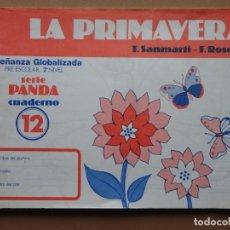 Libros de segunda mano: LA PRIMAVERA Nº12 VICENS 1986. Lote 198902036