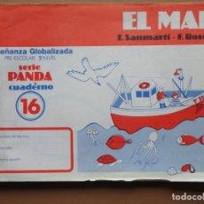 Libros de segunda mano: EL MAR Nº16 VICENS 1985. Lote 198902295