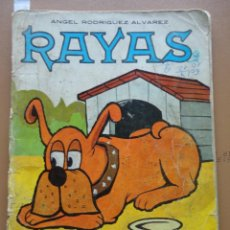 Libros de segunda mano: RAYAS SEGUNDA PARTE SÁNCHEZ RODRIGO 1969. Lote 198902526