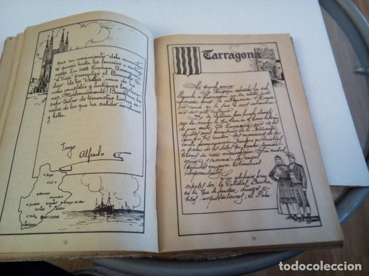 Libros de segunda mano: * VIAJES POR ESPAñA. 1958.FEDERICO TORRES. ( Rf : LL-8/*) - Foto 3 - 199137687