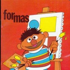Livres d'occasion: CUADERNO BARRIO SESAMO. Lote 199315433
