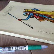 Libros de segunda mano: CLAVILEÑO EDICIONES BRUÑO 1967 LIBRO DE LECTURA COMPLEMENTARIO PARA ENSEÑANZA PRIMARIA L. Lote 199521055
