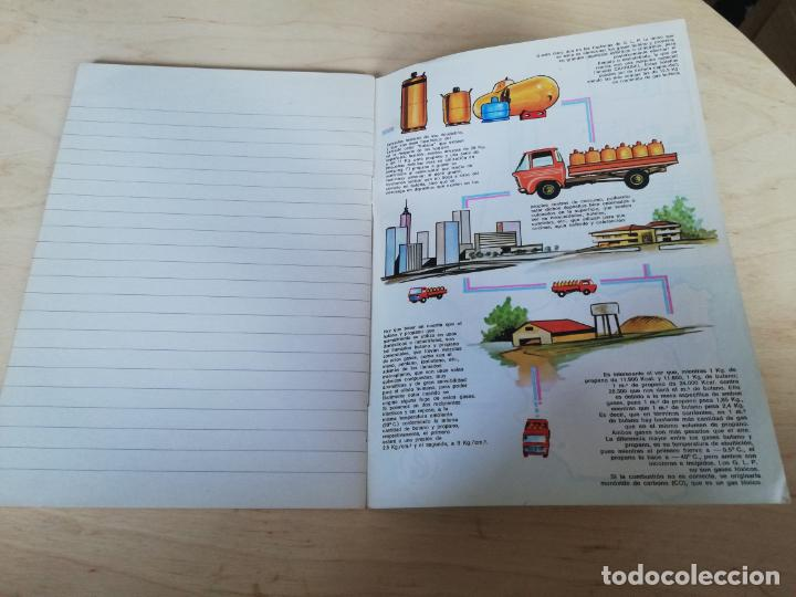 Libros de segunda mano: Cuaderno escolar - Foto 4 - 199694692