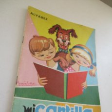 Livres d'occasion: ALVAREZ, MI CARTILLA, SEGUNDA PARTE-1967-. Lote 199726031