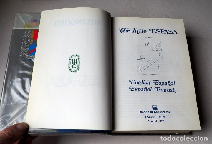 Libros de segunda mano: ESPASA. BILINGUES. ESPAÑOL- ENGLISH.AÑO 1990 - Foto 2 - 200076362