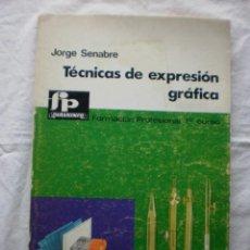 Libros de segunda mano: TECNICAS DE EXPRESION GRAFICA. FP 1.1. Lote 202328712