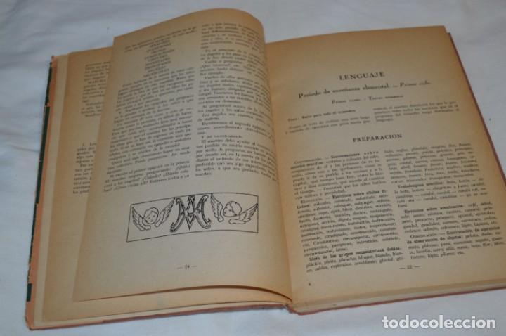 Libros de segunda mano: PREPARACIÓN y DESARROLLO DE LECCIONES / Aniceto Villar - Editorial SALVATIERRA ¡Mira, muy raro! - Foto 3 - 203286521