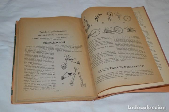 Libros de segunda mano: PREPARACIÓN y DESARROLLO DE LECCIONES / Aniceto Villar - Editorial SALVATIERRA ¡Mira, muy raro! - Foto 5 - 203286521