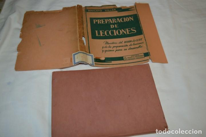 Libros de segunda mano: PREPARACIÓN y DESARROLLO DE LECCIONES / Aniceto Villar - Editorial SALVATIERRA ¡Mira, muy raro! - Foto 8 - 203286521