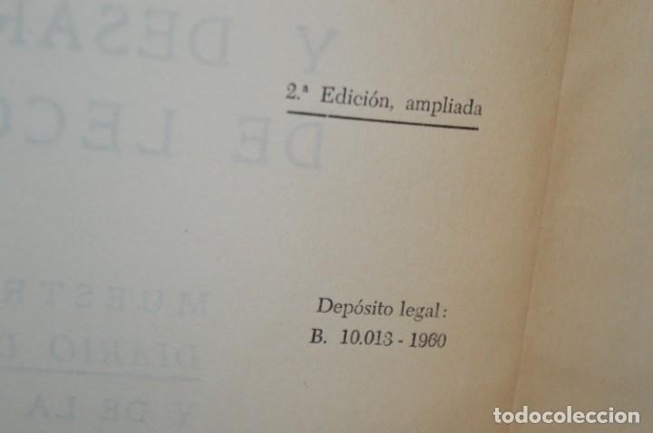 Libros de segunda mano: PREPARACIÓN y DESARROLLO DE LECCIONES / Aniceto Villar - Editorial SALVATIERRA ¡Mira, muy raro! - Foto 12 - 203286521