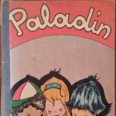 Libros de segunda mano: PALADIN, LIBRO DE PRIMERAS LECTURAS. JUAN JOSÉ ORTEGA. Lote 204055512