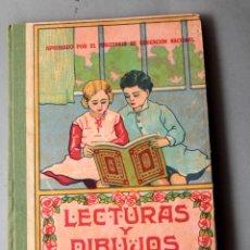 Libros de segunda mano: LECTURAS Y DIBUJOS - LIBRERIA FERRANDIS - VALENCIA - POR J. SANCHO CASTRO 1959. Lote 204474497
