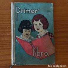 Livres d'occasion: PRIMER LIBRO, LECTURA ESCRITURA Y DIBUJO. JOAQUIN PLA CARGOL 1941 DALMAU CARLES PLA. Lote 206300736