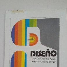 Libros de segunda mano: DISEÑO 1 JOSÉ LUIS FUENTES OTERO Y MARIANO GONZÁLEZ HERNÁN EDICIONES DIDASCALIA. TDK195. Lote 206471947